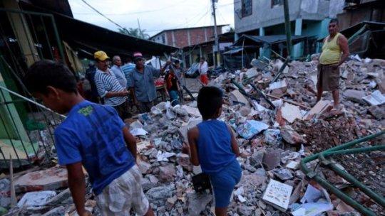 Rebuilding the Future In Coastal Ecuador
