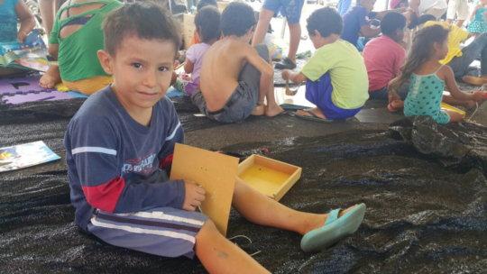World Vision Ecuador Earthquake Response