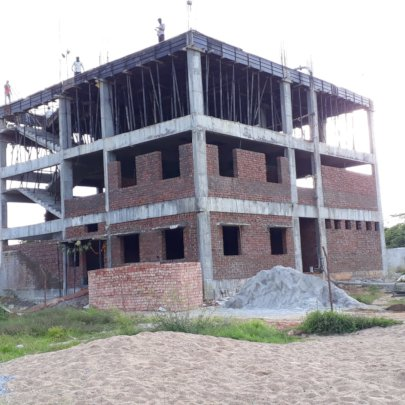 New building for Girls