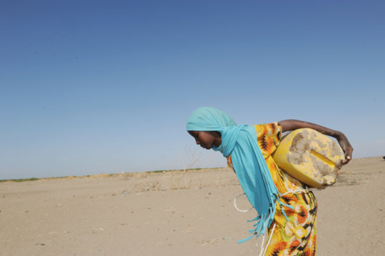 Ethiopia:  help for the drought affected