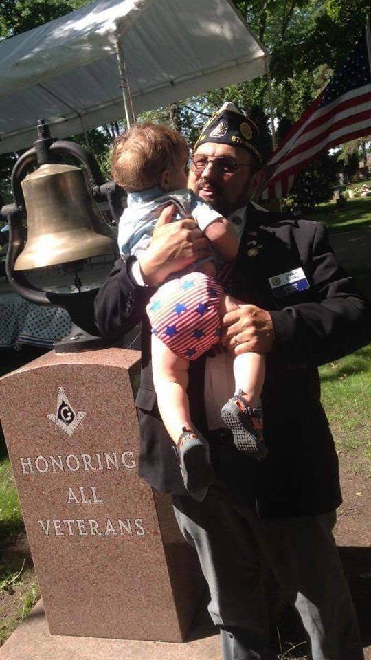 Help Veterans and their Children