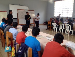 Youth Leaders in Training