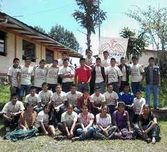 Youth Workshop in Coban