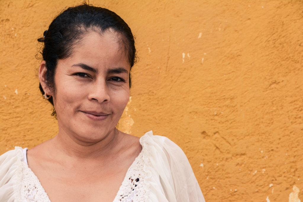 Enma Rodas - WINGS Volunteer Health Promoter