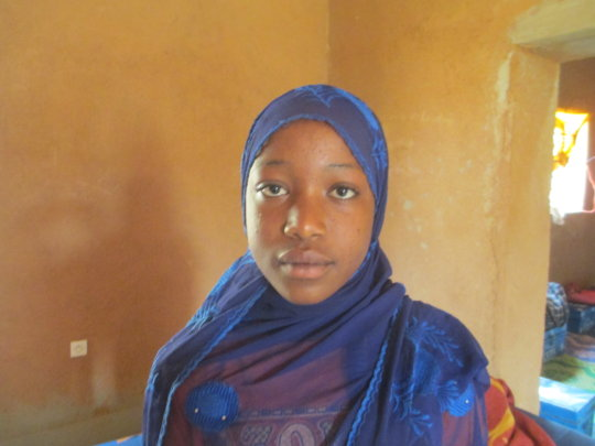 Bring Lights, Books and Computers to Niger