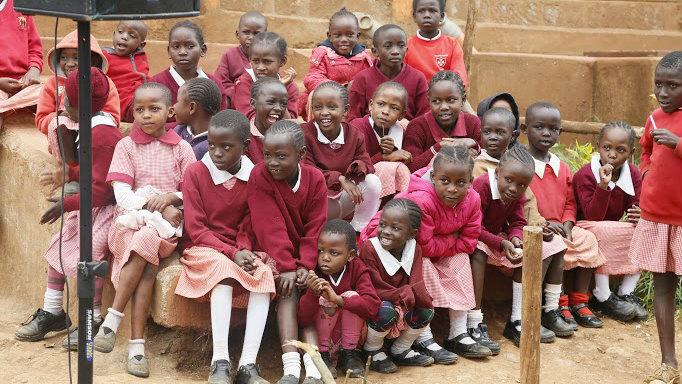 Girls Learning Library | Mathare Slums |Kenya