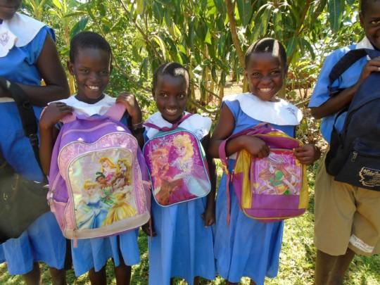 Support Orphans in Uganda
