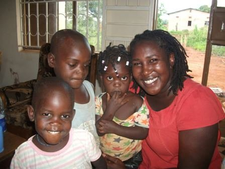 Support Orphans in Uganda