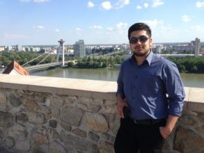 Jozef in Bratislava