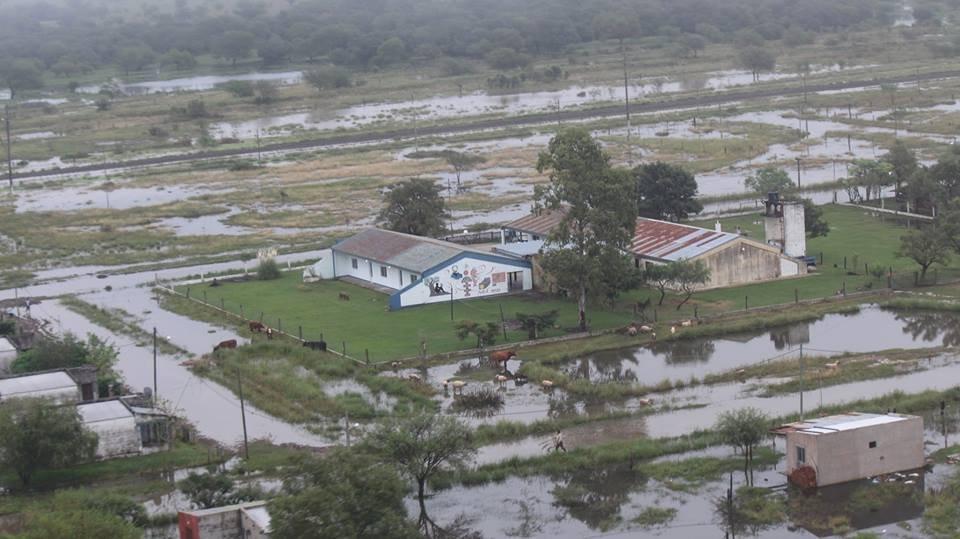 Rural Schools Affected by Floodings
