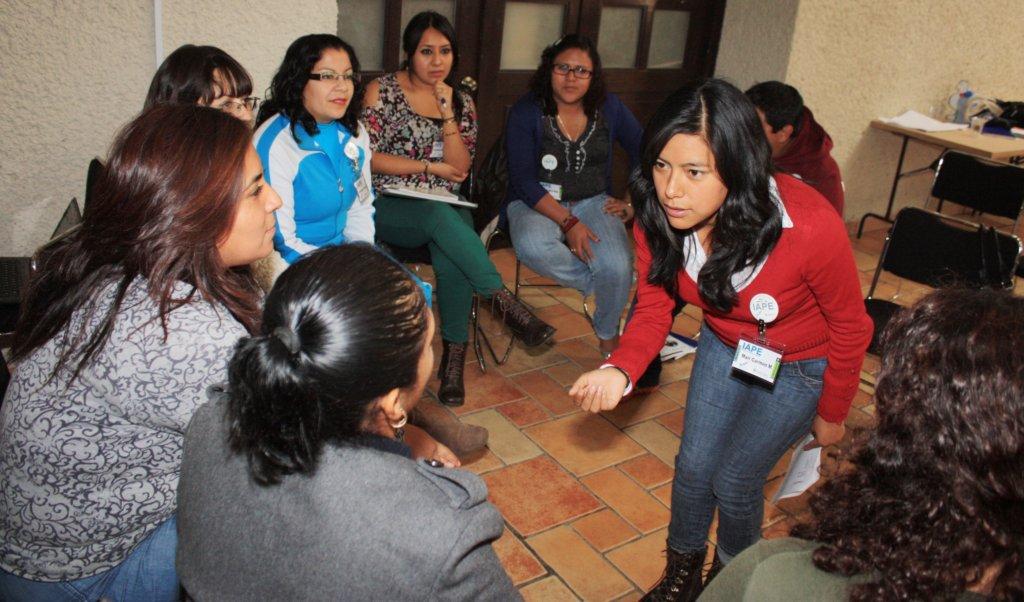 Sponsor Four English Teachers from Mexico