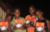 Solar Lights Provide Safe Studying for 100 Kids