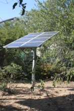 Existing solar panel