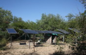 Make DAKTARI Greener with New Solar Batteries