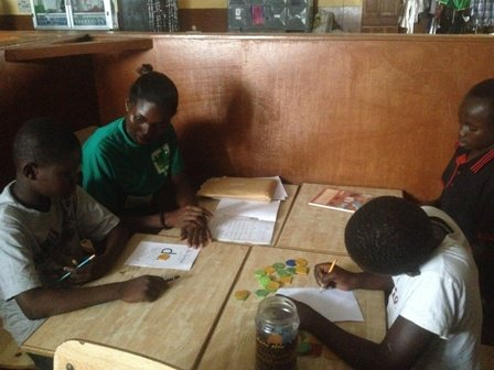 Children with Learning Difficulties in Ghana