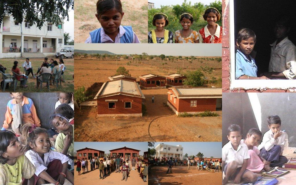 Solar powered computer education centre