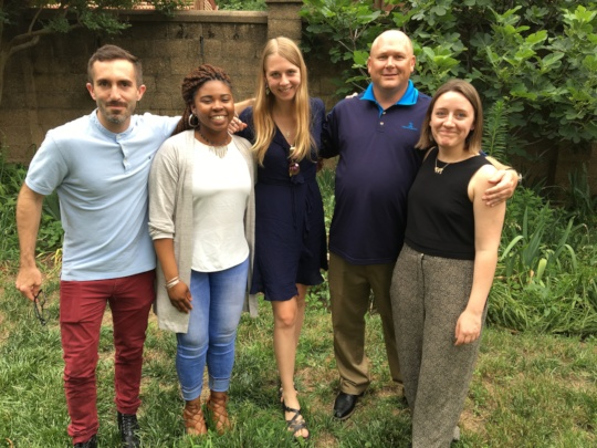 Heading for the Global South - the 2019 Fellows