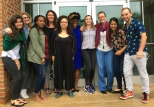 The 2018 Advocacy Project Peace Fellows