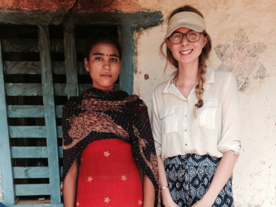 Boroka defends menstruation in Nepal