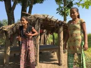 A 2018 priority - menstrual banishment in Nepal