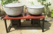 Kitchen Makeover - Fuel Efficient Stoves and Pots