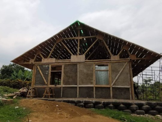 Project Health Center in Santa Maria Sibaja
