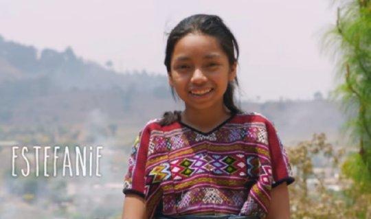 Estefanie - Heroic 8th grader
