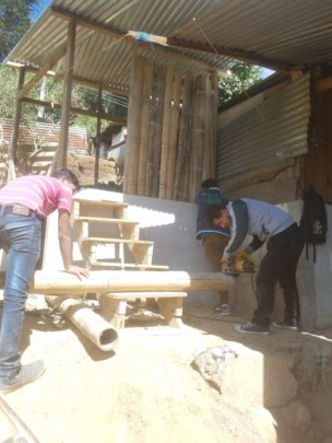 3rd grade latrine project