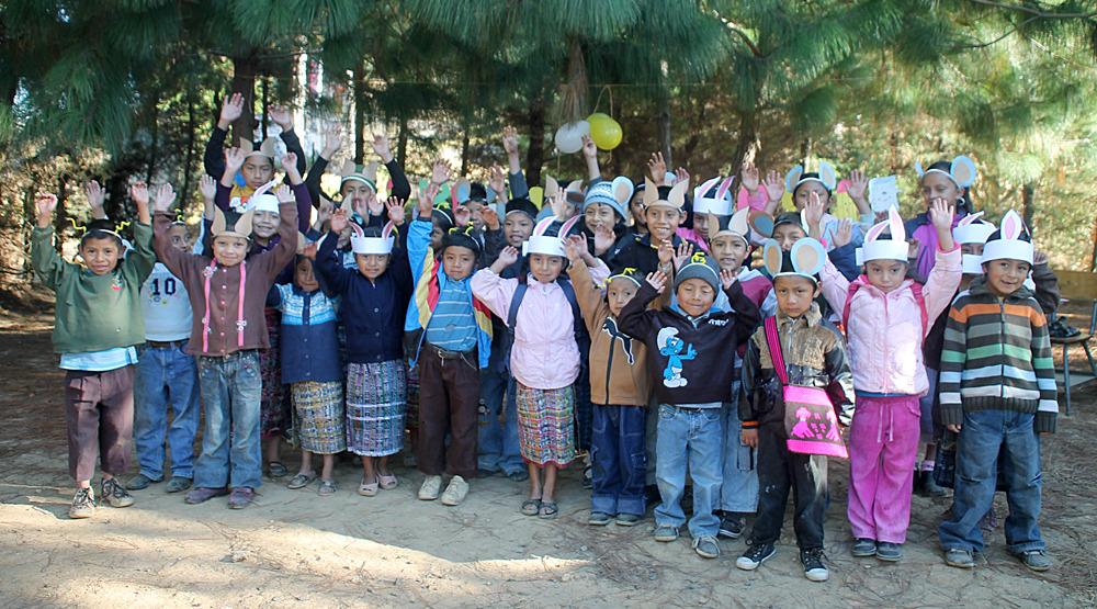 2013 Tecnico Maya Students