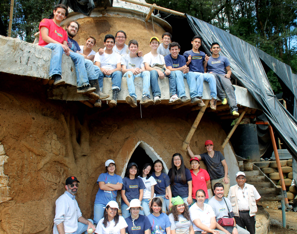 Local Students Volunteer for a Day