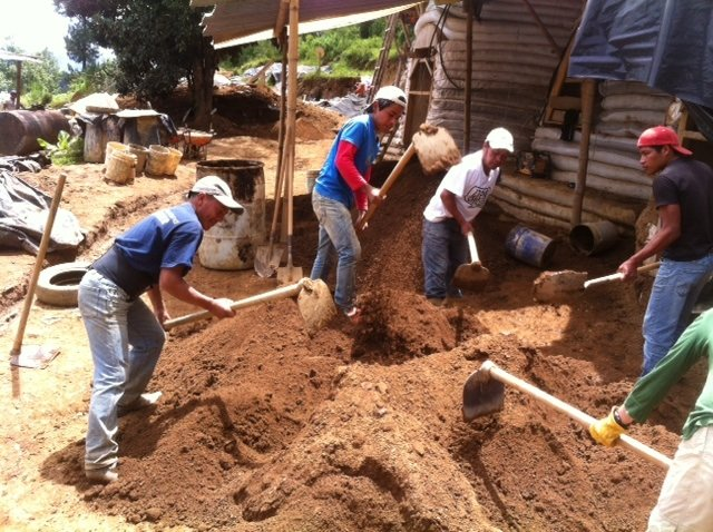 Mixing Dirt