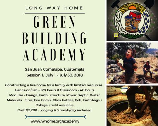 LWH Academy July 2018