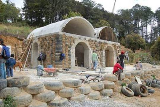 eco global survival how to make a suitable house