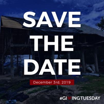 #GivingTuesday 2019