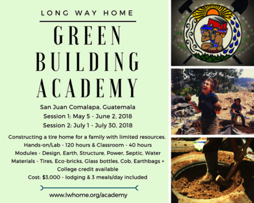 Green Building Academy Flyer