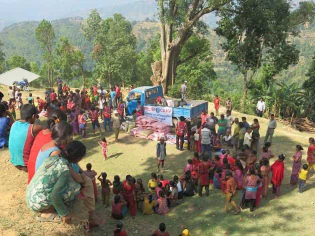 Rebuilding Nepal and Empowering Women