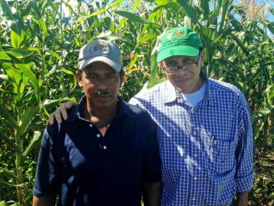 Help 5 Farmers in Nicaragua Produce 20,000 Meals
