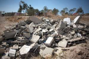 The Bedouin face imminent destruction of villages