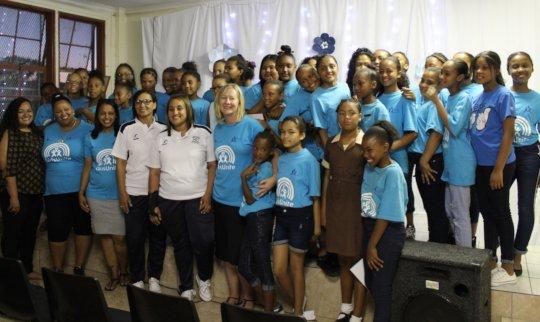 GirlsUnite Graduation