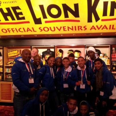Time for The Lion King !