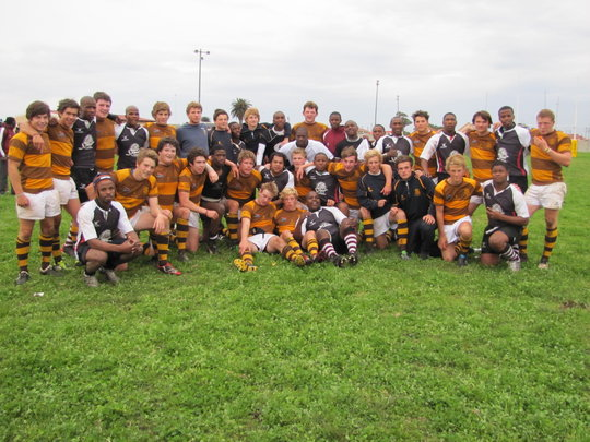 Sedbergh and Umzingisi Rugby Boys