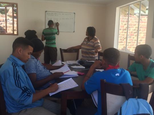 Developing Vulnerable Kids Thru Sport South Africa