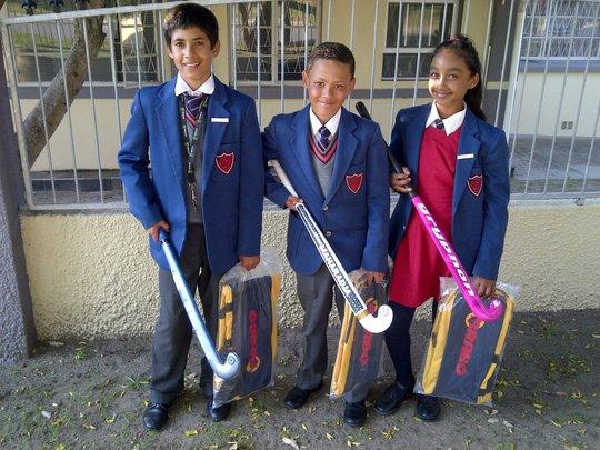 New Hockey Sticks For New Beginnings