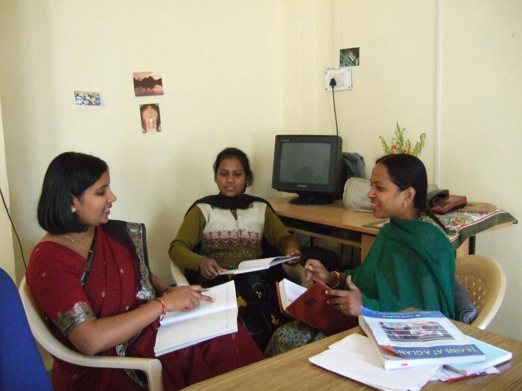 Capacity building for women NGOs in India