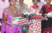 educate 2 unfortunate rural girl children