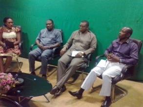 Media outing on Television