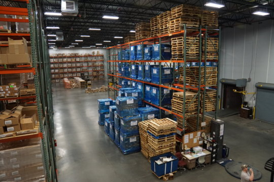 MAP Distribution Center