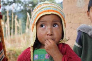 Child receiving antibiotics from MAP