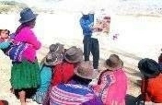 Leadership Development for Rural Women in Bolivia