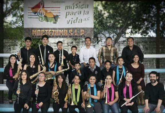 Moctezuma Symphonic Band